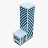 building collada dae 3d model