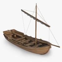 Medieval Lifeboat