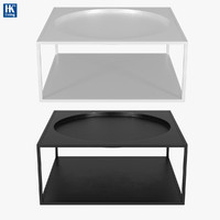 HK Living - Steel Coffee Tables