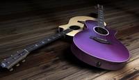 Taylor 612 Acoustic Guitar