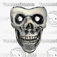 face 3 - skull max
