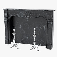 3ds decorative 18th century french