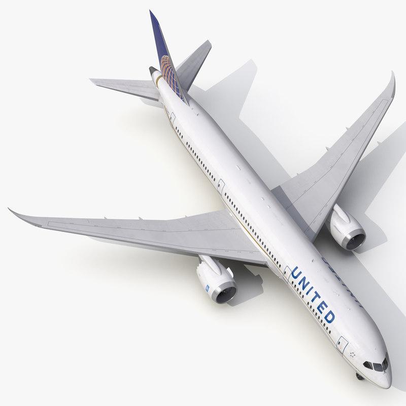 Boeing 787-9 Dreamliner United 3d model 01.jpg