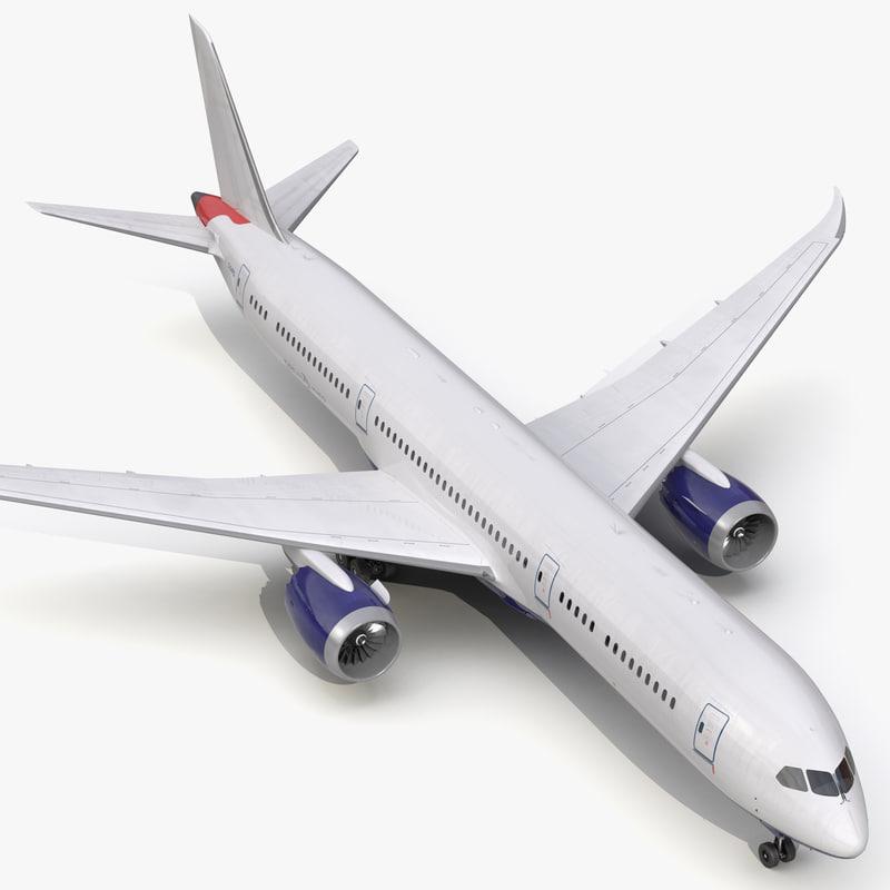 Boeing 787-9 Dreamliner Generic 3d model 01.jpg