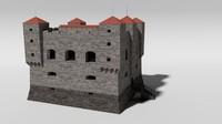 3d nehaj war fortress