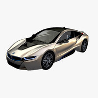 3ds bmw i8 hd 2016