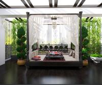 max balcony oriental style