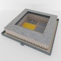 prison building max