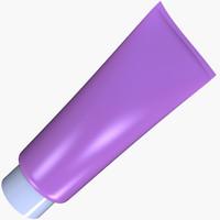 cosmetic tube max