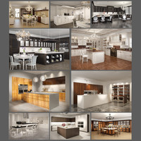 10 kitchens interiors max
