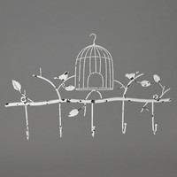3d hanger birdcage model