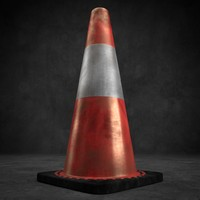 Traffic Cone (Used)