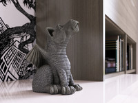 3d scan dragon model