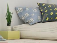 kid room cushions pillows max