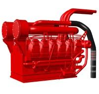 3d model engine