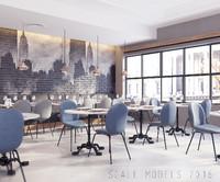 Modern Restaurant 022