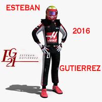 Esteban Gutierrez 2016