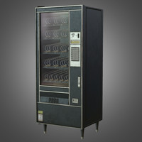 x vending machine - pbr