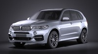 3d bmw x5 m-package