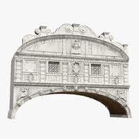 bridge sighs venice 3d 3ds
