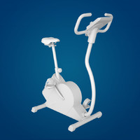 3d max exercise bike