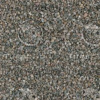 gravel crushed stone chippings