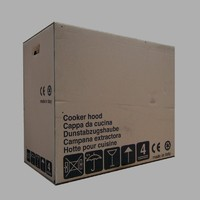 cardboard box brown 3d 3ds