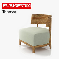 Flexform THOMAS arm chair