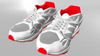 shoe 3d model