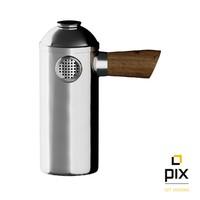 contemporary coffee pot 3d max
