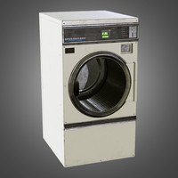3d single dryer industrial -