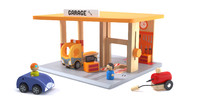 3ds garage wood toy jouet
