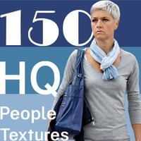 150 HQ People Textures (new 2016)