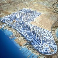 kingdom tower development max