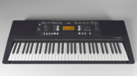 synthesizer yamaha psr 3d obj