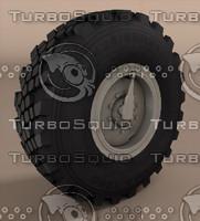 Wheel kamaz 5450