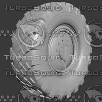 wheel kamaz 4310