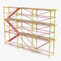 scaffolding 2 c4d