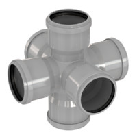 pipe elbow 3d model
