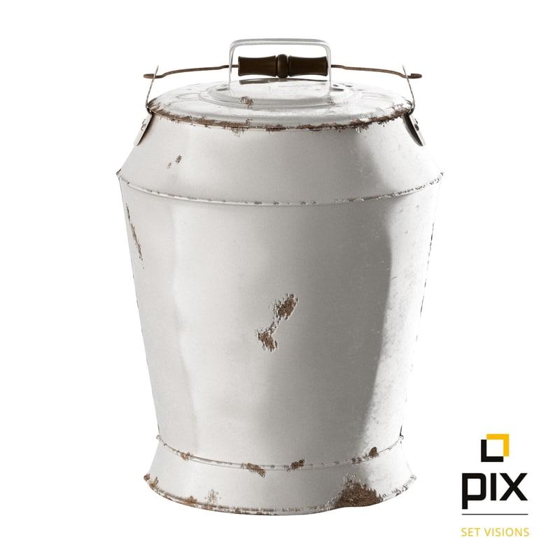 Rustic Milk Churn0000.jpg