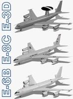 3d model e-3d e-6b e-8c