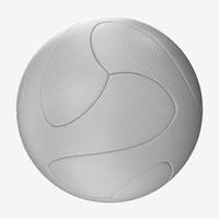3d model soccer 2016 ball
