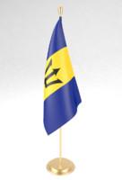 3d model office flag