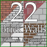 brick wall texture collection 22