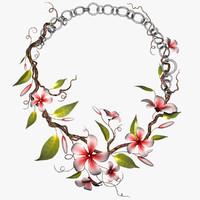 Elfish Necklace