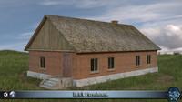 Brick Farmhouse PBR