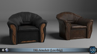 PBR Armchair