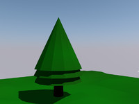 free toon 3d model