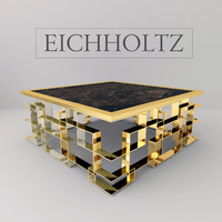 eichholtz coffee table spectre 3d model