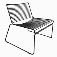 hay hee lounge chair obj